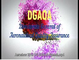 DG DGAQA Speech