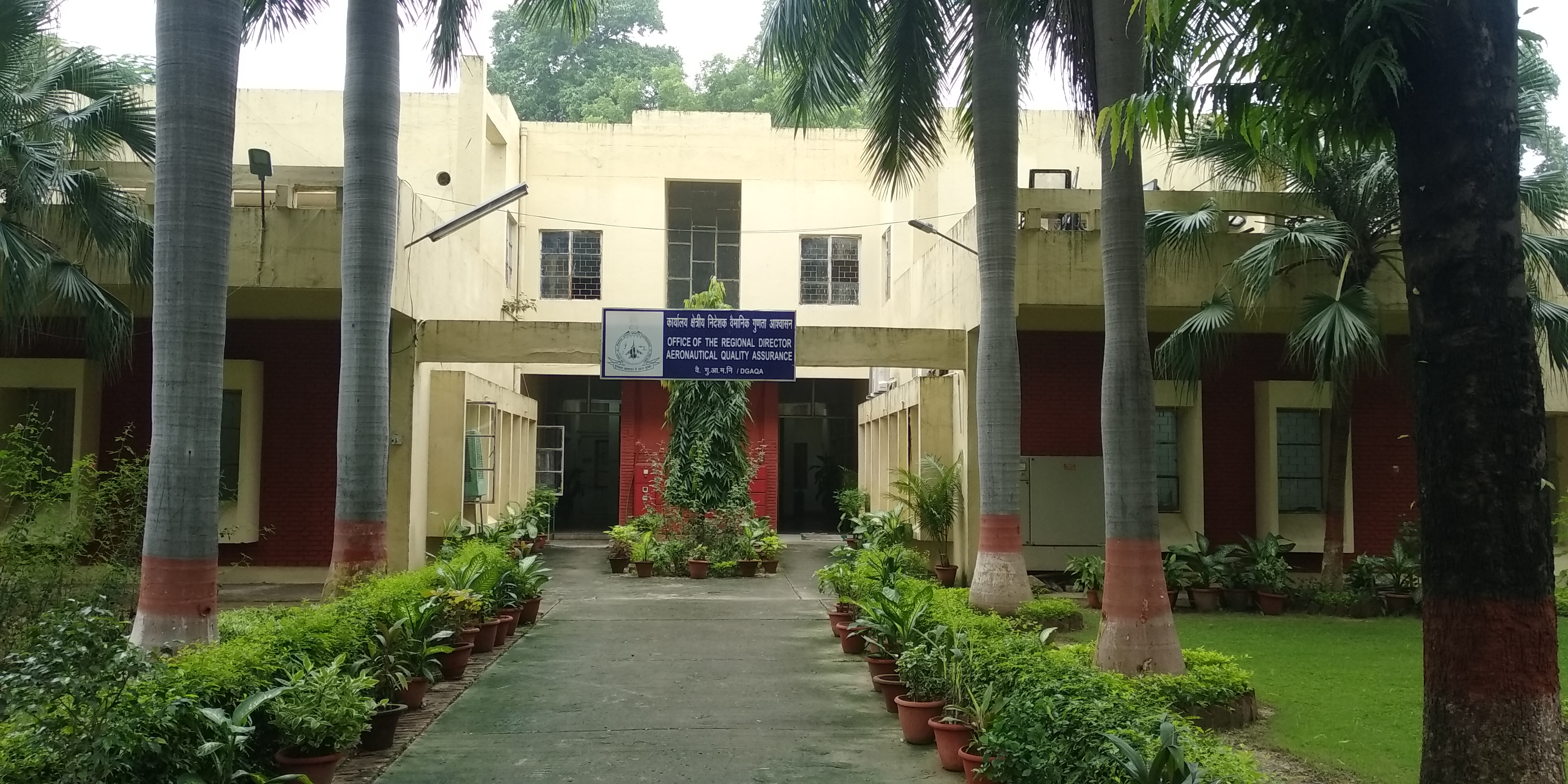ORDAQA Lucknow